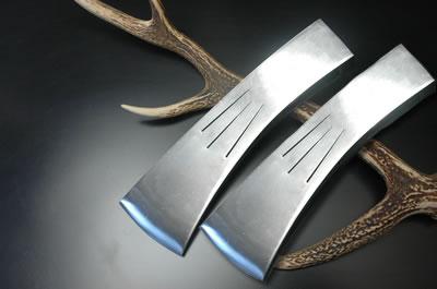 【完全予約注文】信州型根切斧【彫刻無/1100g】2本