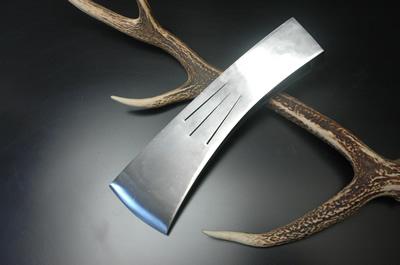 【完全予約注文】信州型根切斧【彫刻無/1300g】1本