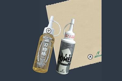 バーディーセーム(大) 椿油(小) クリーンパワー