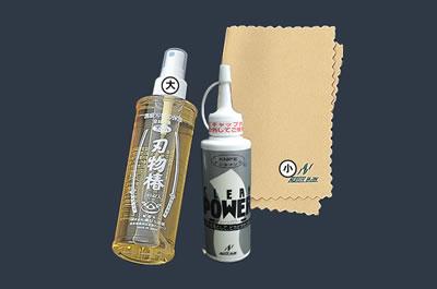 バーディーセーム(小) 椿油(大) クリーンパワー