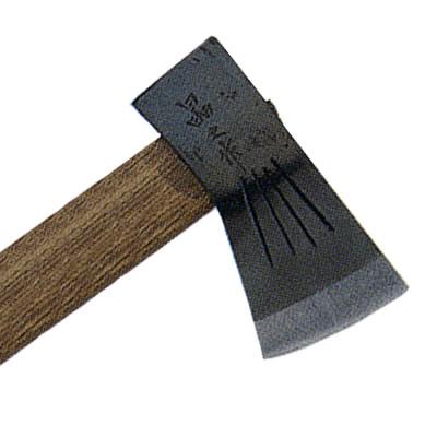 【晶之作】四万十薪割り斧 小斧700g
