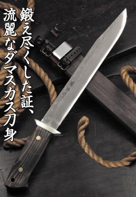 豊国作 土州・武道刀