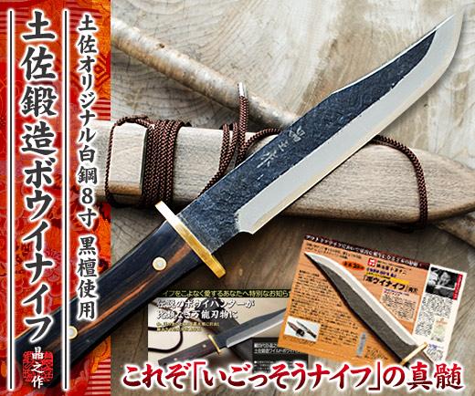 ボウイナイフ