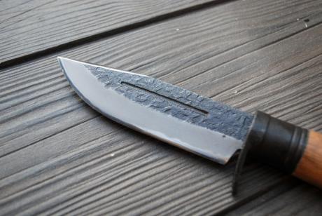 土佐鍛剣鉈126 両刃 土佐オリジナル白鋼