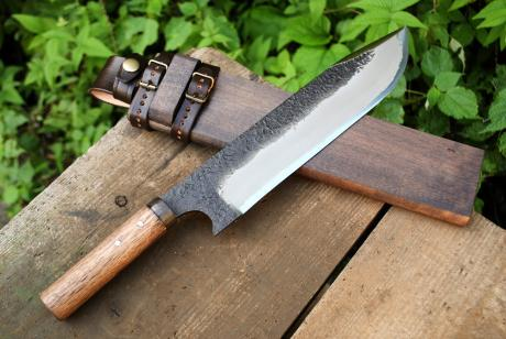 薄刃蜉蝣剣鉈