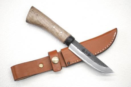 土佐四万十渓流ナイフ 105 白鋼
